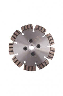 Disque diamant HARDCORE Ø 125 granit + moyeu M14