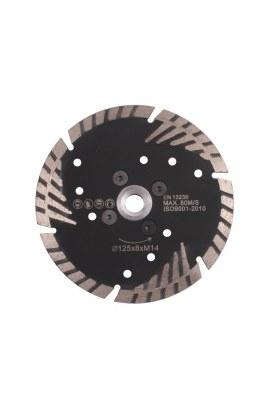 Disque diamant SPEEDCUT Black Ø 125 calcaire + moyeu M14