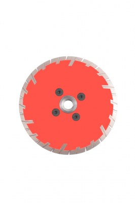 Disque diamant SPEEDCUT Red Ø 125 granit + moyeu M14
