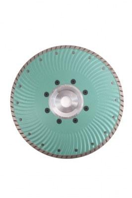 Disque diamant UNIVERSEL Green Ø 230 calcaire & béton à flasque FL 22.23