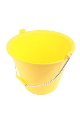 Seau renforcé à ergots 13 litres